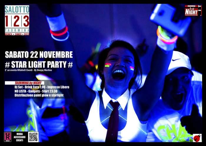 Salotto 123 Taormina.Star Light Party