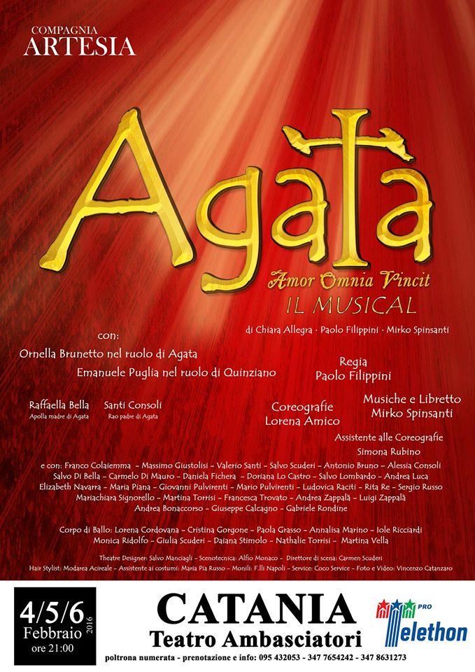 Risultati immagini per compagnia artesia agata