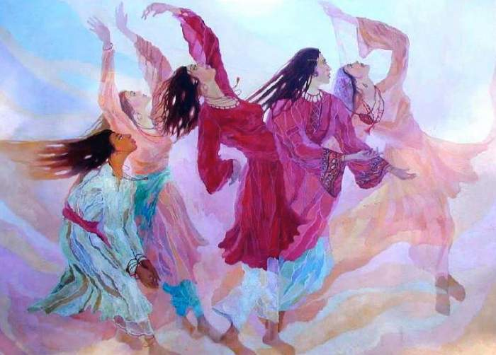 Risultati immagini per immagini danzaterapia